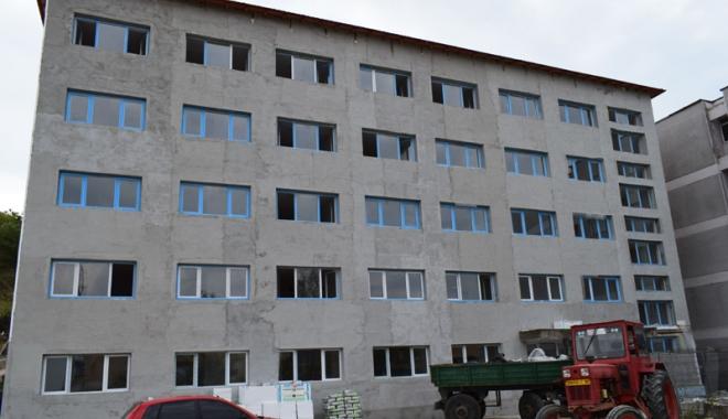 Foto: Noi criterii de repartizare a locuinţelor sociale în Cernavodă