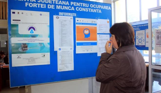 Foto: Oferte tentante de muncă pentru şomerii constănţeni