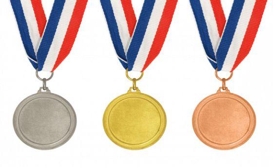 Foto: Medalii pentru atleţii constănţeni la Naţionalele de juniori