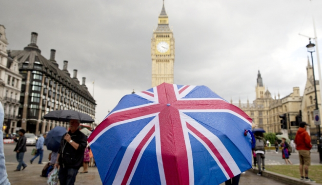 Foto: Adio, dar rămân cu tine! Mesajul  Marii Britanii pentru Uniunea Europeană