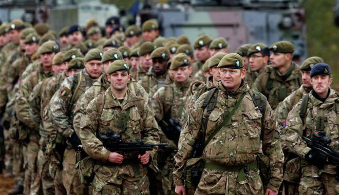 Foto: Londra va menţine o prezenţă militară în Germania, după Brexit