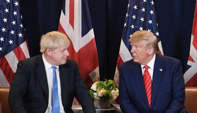 Londra apără acordul pentru Brexit criticat de președintele american Donald Trump - londra-1572643903.jpg