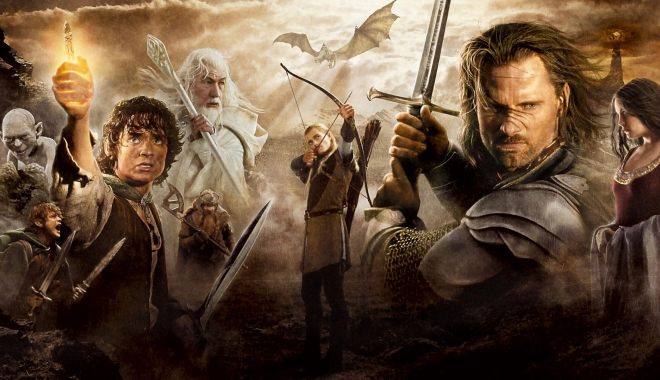 Foto: Serialul Lord of the Rings va fi produs de Amazon și va avea mai multe sezoane