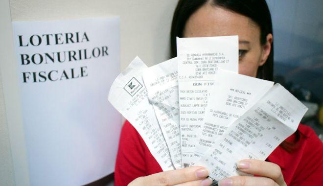 Foto: Loteria bonurilor fiscale a făcut o gaură de 40 de milioane de lei în buzunarele contribuabililor