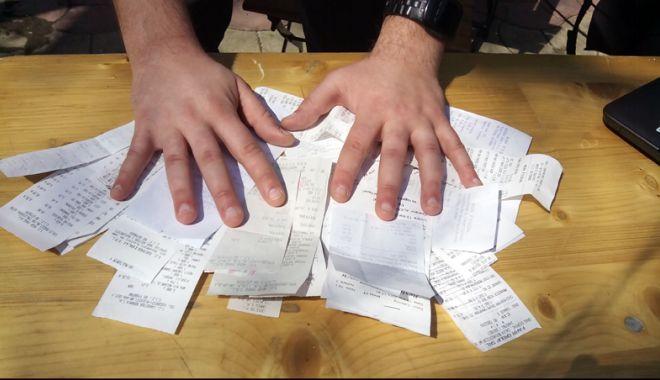 Foto: Ministerul Finanţelor Publice organizează o nouă loterie a bonurilor fiscale