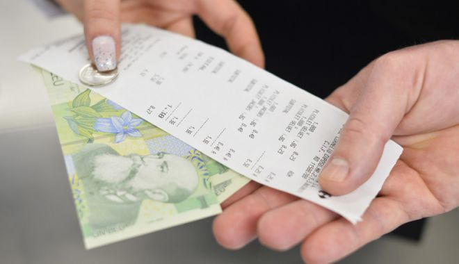 Foto: Loteria bonurilor fiscale.  Care sunt câștigătoare