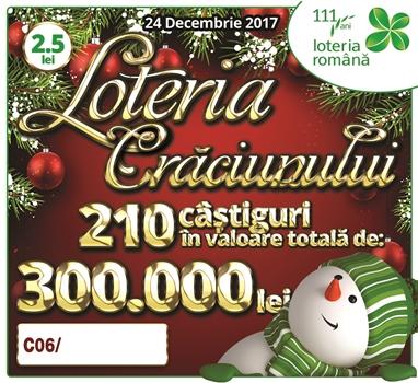 Loteria Crăciunului. Premii de 300.000 de lei - loteriacraciunului-1509698883.jpg