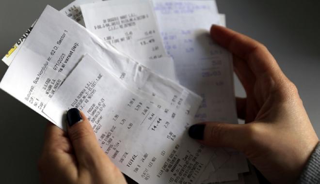 Foto: O nouă extragere la Loteria bonurilor fiscale
