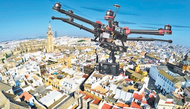 Foto: Lovitură dură pentru posesorii de drone. Nu au voie să le ridice în aer în oraș sau în orice localitate
