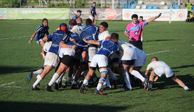 Foto: Lovitură pentru  echipele de rugby.  Ce se întâmplă  cu Divizia Naţională