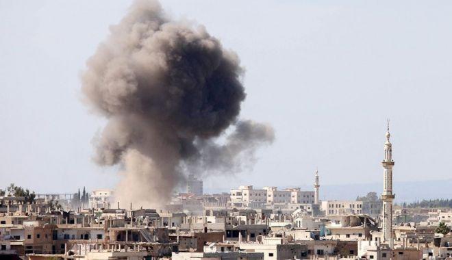 """Foto: Vladimir Putin: """"Loviturile Occidentului împotriva Siriei  încalcă legislaţia internaţională"""""""