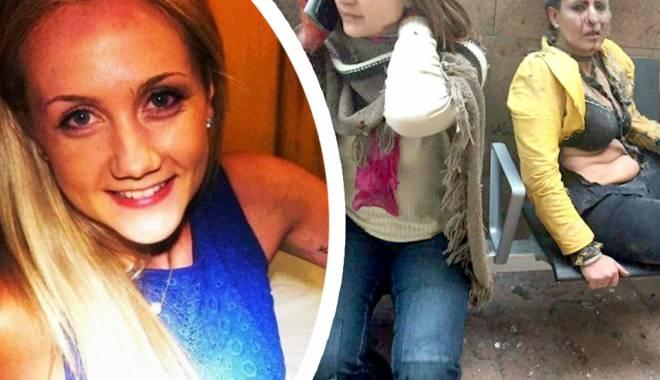 EXPLOZII BRUXELLES / Fiica lui Rednic, mărturie de la atentatele de pe aeroport - luana-1458640907.jpg