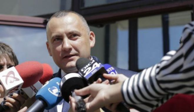 Foto: Fostul şef al DNA Ploieşti, Lucian Onea, audiat la Parchetul General