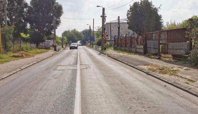 Lucrări de strada Caraiman din Constanţa. Restricţii de trafic, pe timpul nopţii - lucrari-1626787475.jpg