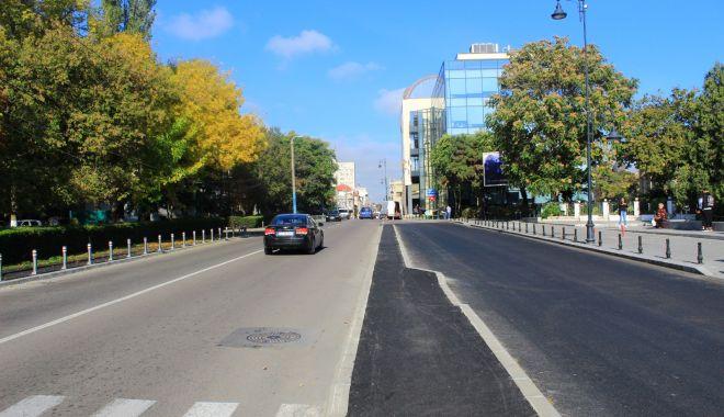 Foto: Atenție, șoferi! Strada Mihai Viteazul intră în reabilitare