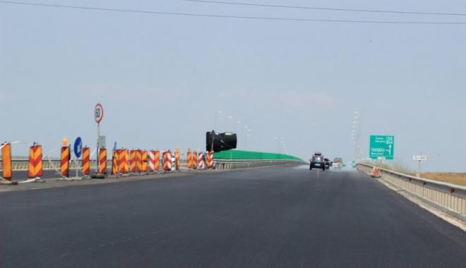 Foto: Şoferi, atenţie dacă plecaţi azi la drum! Ce se întâmplă pe Autostrada Soarelui