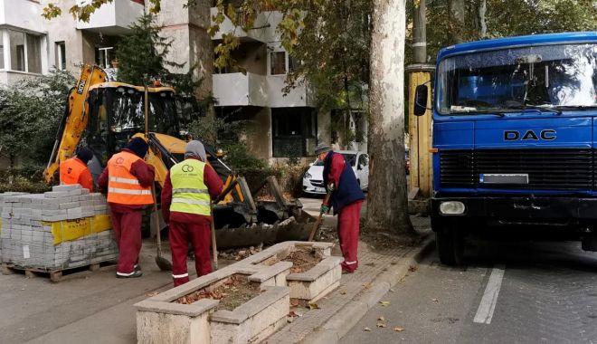 Lucrări de modernizare şi asfaltare în mai multe zone din Constanţa - lucraridemodernizare-1604948046.jpg