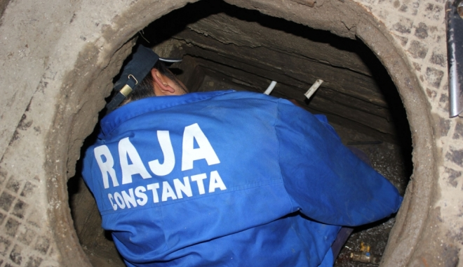Foto: RAJA. Vezi aici unde se lucrează în municipiul Constanţa
