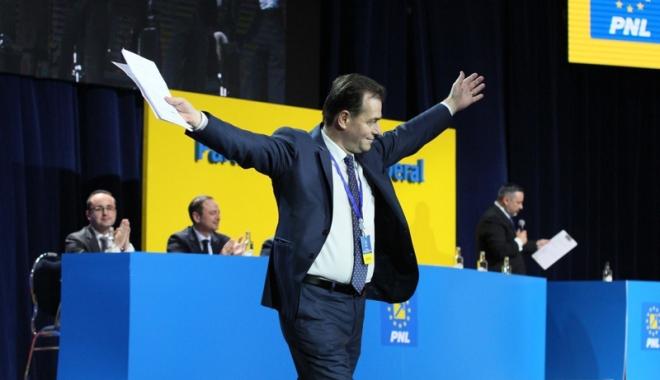 Foto: PNL are președinte. Ludovic Orban, victorie incontestabilă în faţa lui Cristian Buşoi