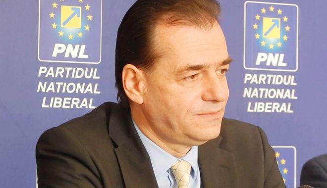 Foto: Ludovic Orban, nehotărât în privința unei candidaturi la europarlamentare