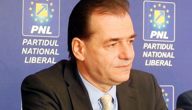 Foto: Ludovic Orban: Vom iniția un proiect  de modificare a tuturor Legilor Justiției