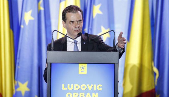 """Foto: Ludovic Orban: """"E nevoie de depolitizare urgentă la MAE"""""""