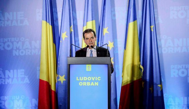 """Foto: Ludovic Orban: """"Trebuie să susținem puternic cetățenii care vor să își cumpere case"""""""