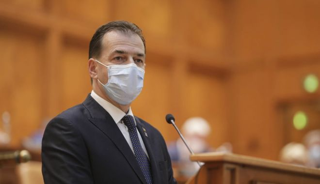 Ludovic Orban: Premierul beneficiază de susţinere totală - ludovicorbanparlamentfacebook-1618825207.jpg