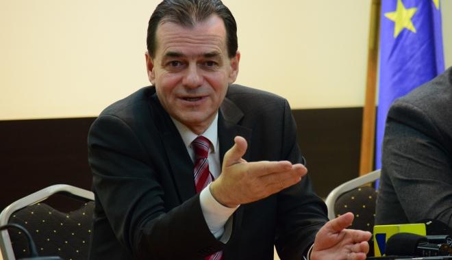 Foto: Liderul PNL, Ludovic Orban, îl face praf pe Vergil Chiţac. Ce spune despre demisia senatorului