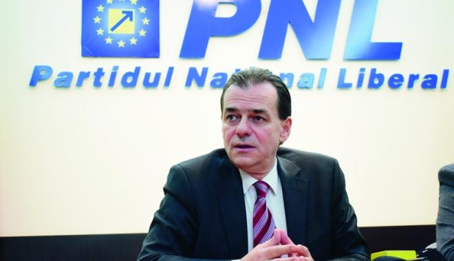 """Foto: Ludovic Orban: """"Contul special pentru plata TVA, o altă şmecherie fiscală a Guvernului"""""""