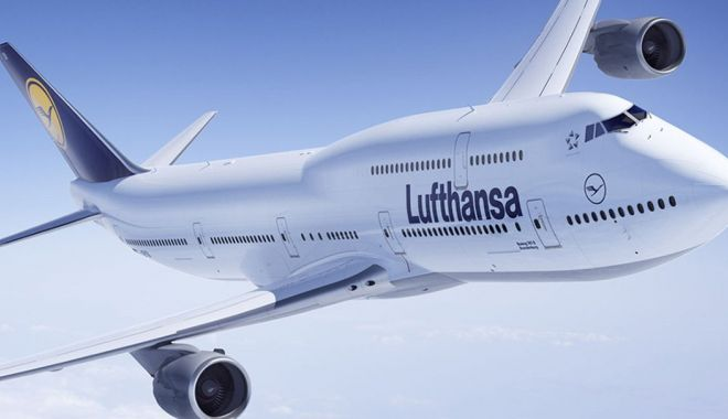 Foto: Lufthansa dă în judecată un pasager, după ce acesta a folosit un truc pentru a cumpăra bilete mai ieftine