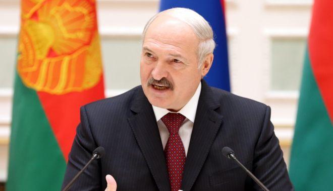Foto: Lukaşenko ameninţă să suspende tranzitul petrolului rusesc pe teritoriul Belarus