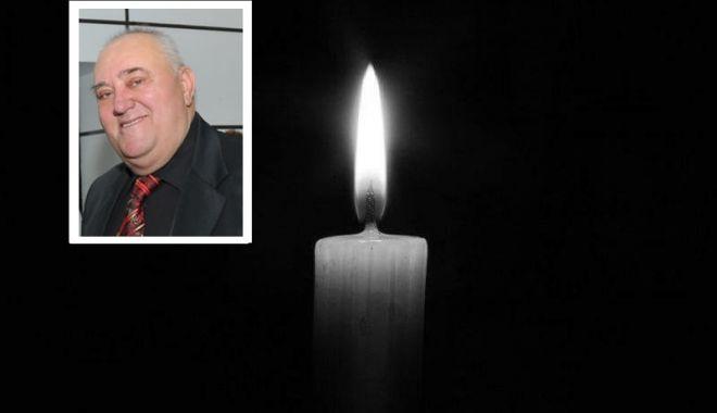 """Foto: PIERDERE GREA! A murit unul din directorii Centralei Nuclearoelectrice şi binefăcătorul Liceului """"Axiopolis"""""""