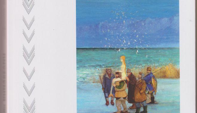 """Foto: """"Lumina îndepărtată a fluviului"""" - cartea la care literatura națională visa de multă vreme"""