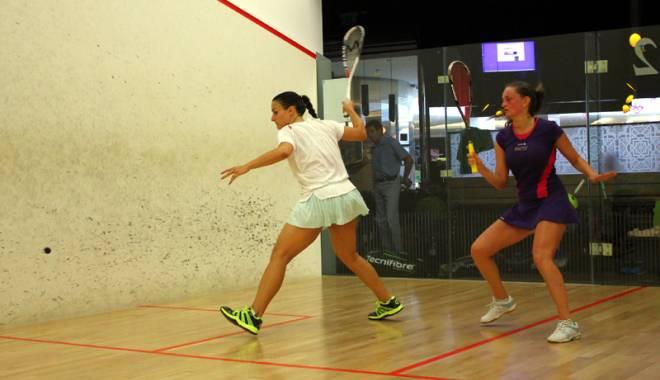 Foto: Luna aceasta, start al Campionatului Constanţei la squash