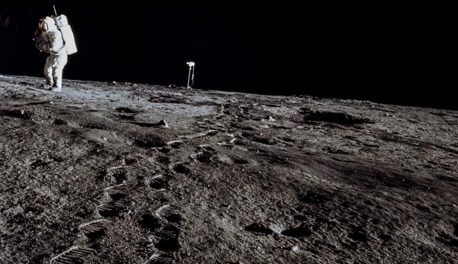 Foto: Astronauții americani ar putea ajunge din nou pe Lună și chiar pe Marte