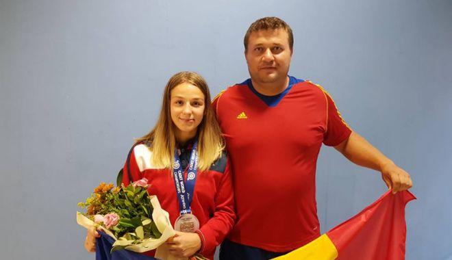 """Foto: Luptătoarea din Mangalia, Andreea Ana, s-a transferat la CSA Steaua. """"Sunt foarte dezamăgit"""""""