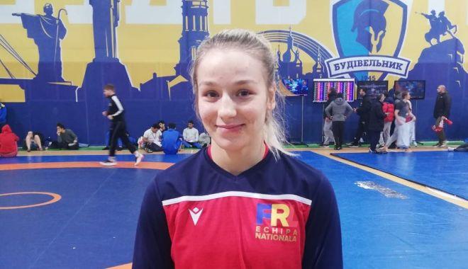 Luptătoarea Andreea Beatrice Ana, medaliată cu bronz în turneul de la Kiev - luptatoarea-1614627304.jpg