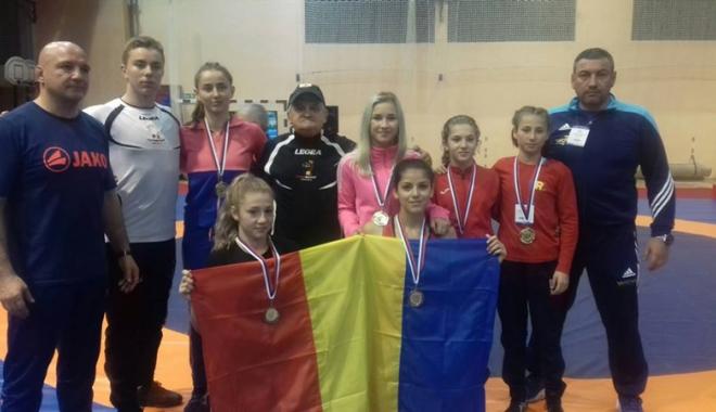 Foto: Luptătorii constănţeni au impresionat la Campionatul Balcanic