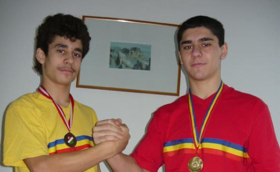 Foto: 2011, an excelent pentru luptătorul Vlad Caraş