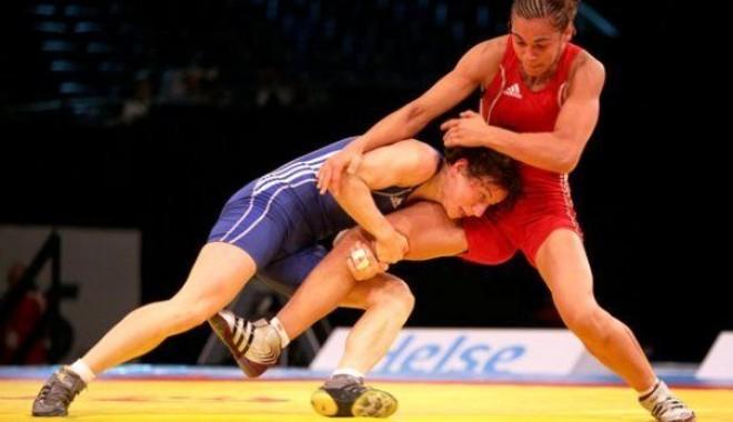 Foto: Lupte / O nouă medalie pentru România la Campionatele Europene