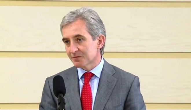 Foto: Iurie Leancă, vicepreşedinte al Parlamentului de la Chişinău