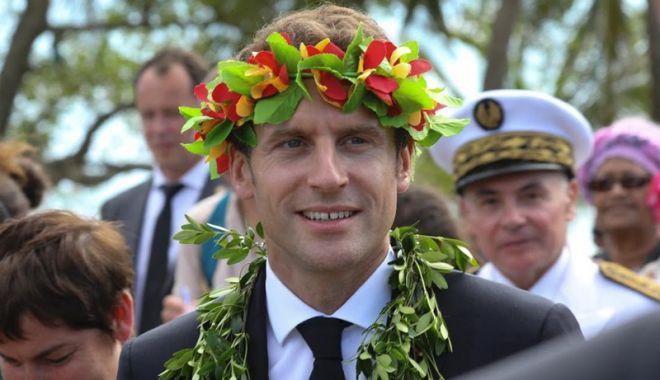 """Foto: Macron: """"Franţa nu va mai fi la fel  fără Noua Caledonie"""""""