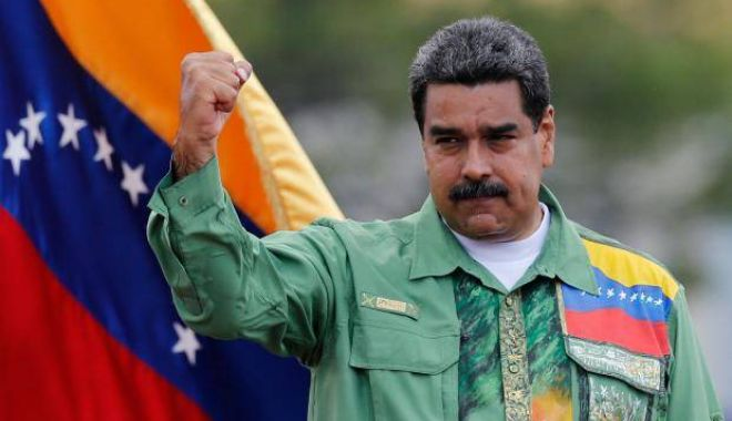 Foto: Criza din Venezuela, fără sfârşit. Maduro, reales preşedinte după un scrutin contestat