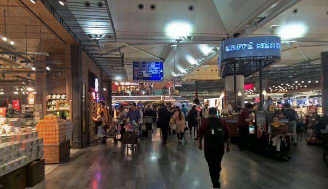 Foto: MAE, atenţionare de călătorie în Turcia. Aeroportul Ataturk se închide