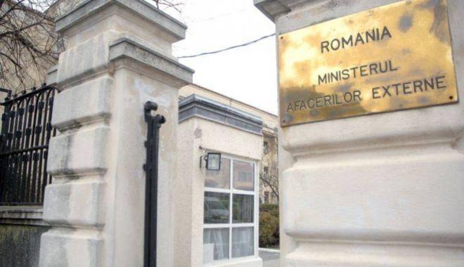 Foto: MAE a lansat site-ul oficial al Preşedinţiei României la Consiliul Uniunii Europene