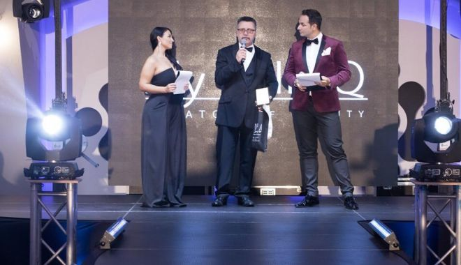 Foto: Maestrul cofetar Silviu Miron, premiat pentru băuturile sale miraculoase