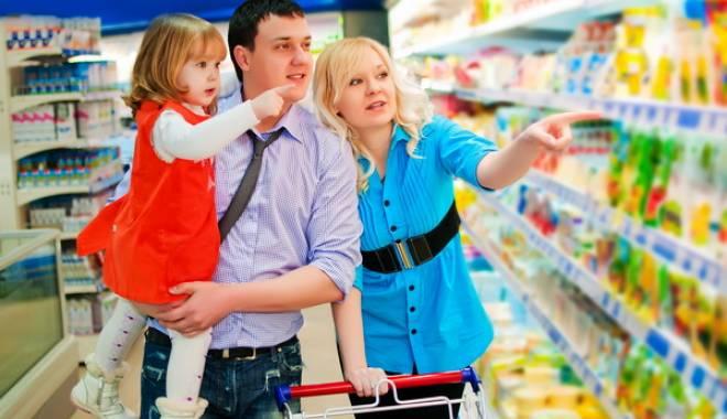 Foto: Preţurile de consum au crescut, din nou