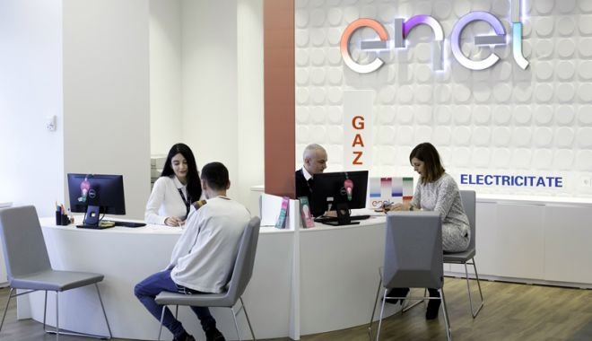Foto: Magazinele Enel din Constanţa sunt închise mâine