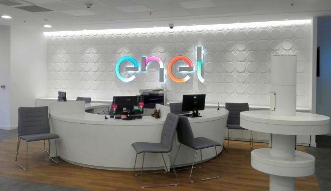Foto: Magazinele Enel din județul Constanța, închise, astăzi, de Ziua Energeticianului
